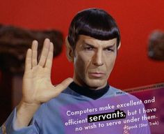 ... Spock (Star Trek) #moviequotesdb #movie #movies #quote #quotes #