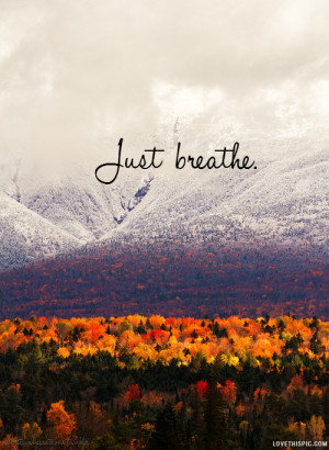 Related to Just Breathe Pictures Credited