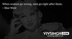 mae west quotes | motivation-Quotes-funny-pictures-mae-west More