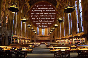 Awesome Quotes About Libraries