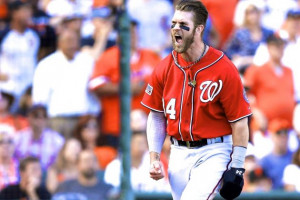 Nationals' Bryce Harper: 'Everybody in This League Wants to Beat Us'