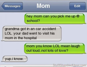 Very funny Jokes by Mother on her Mother in Law on Messenger