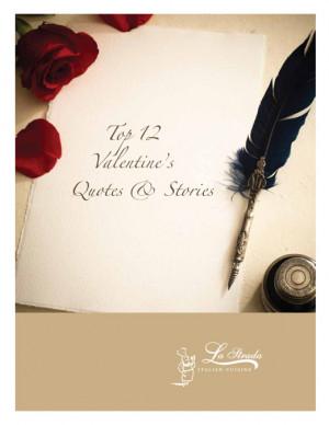Valentine Card Sayings Cute