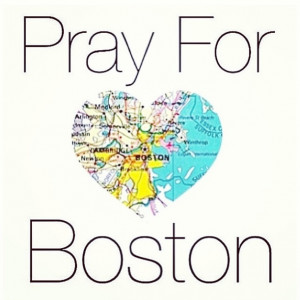 Boston: Please be safe and stay indoors...