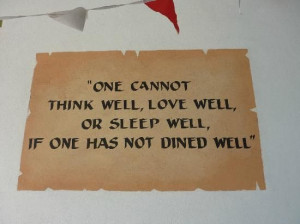 restaurant quotes - Google Search