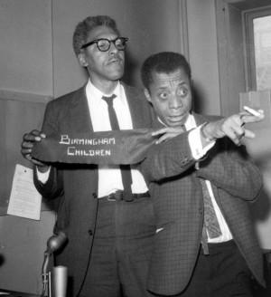 Bayard-Rustin-and-James-Baldwin-