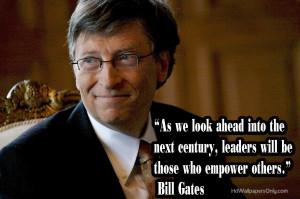 Satya Nadella moet proberen de schoenen te vullen van Bill Gates