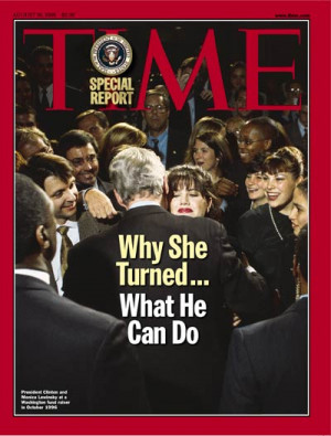 ... Things Monica Lewinsky Told TIME About the Clinton Affair in 1999