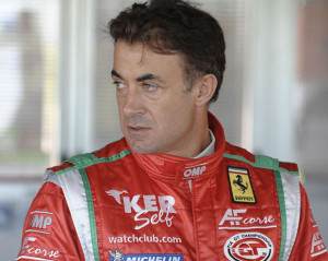 Jean Alesi returns to Fiorano – Click above for high-res image ...