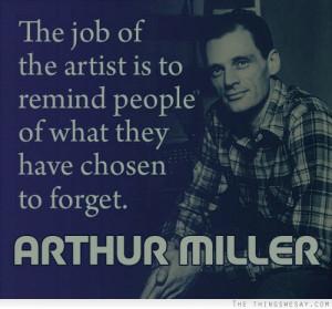 Arthur Miller Crucible Quotes