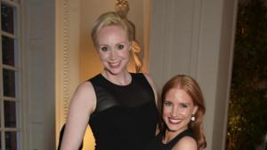 Gwendoline Christie, Jessica Chastain