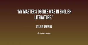 Quotes About English Literature