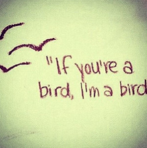 Fly away #thenotebook