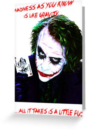heidilauren27 › Portfolio › The Joker Madness-Batman Quote