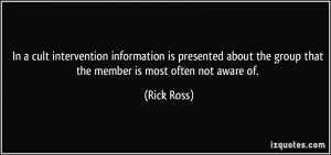 More Rick Ross Quotes