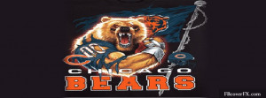 Chicago Bears Football Nfl 7 Facebook Cover