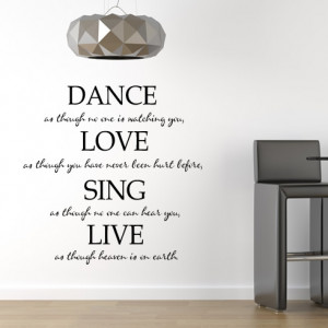 wall decals motivational quotes for office staff