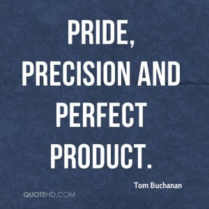 Tom Buchanan Quotes