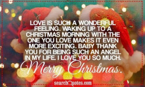 merry christmas wishes quotes for husband spending christmas with you ...