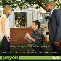 Best Quotes And Pop References from Psych Series Finale The Break-Up