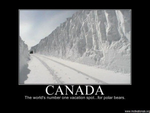 Funny Canada - Snow And Cold (7)