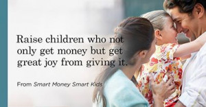 ... Smart Kids By Dave Ramsey & Rachel Cruze | Money Quote | Giving Quote