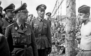 Himmler Orders Construction of Auschwitz Concentration Camp