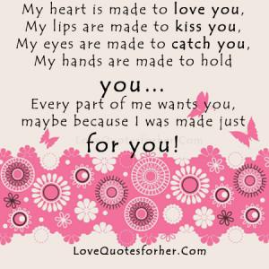intimate love quotes