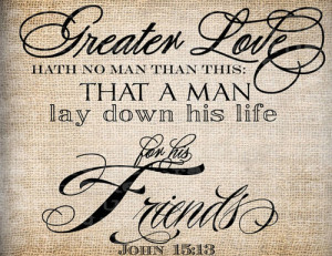 Friendship Quotes from the Bible