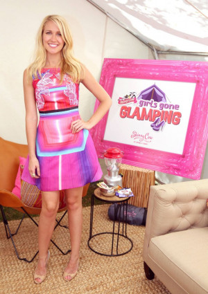Anna Camp – Girls Gone Glamping Event in Los Angeles – July 2014