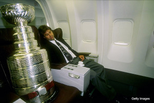 The 10 oddest places the Stanley Cup has ever visited