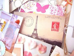 cute, letters paris, love, paris, pretty, quote, quotes