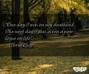 Deathbed Quotes
