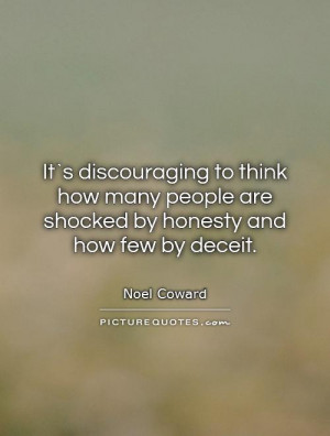 Deceit Quotes and Sayings