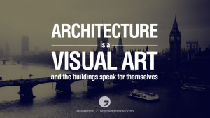 28 Inspirational Architecture Quotes by Famous Architects and Interior ...