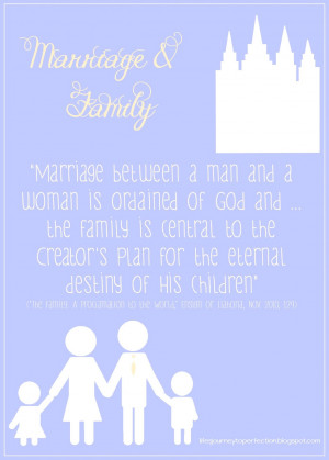 ... Follow Me Lesson and Mutual Ideas August 2014: Marriage and Family