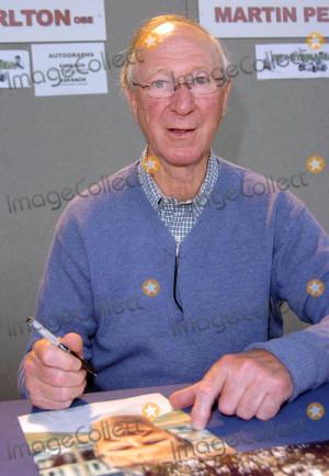 Jack Charlton Picture Milton Keynes UK Jack Charlton at the