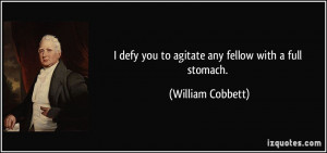 More William Cobbett Quotes