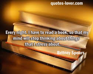 ... Books #Stress #picturequotes View more #quotes on http://quotes-lover