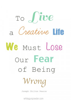 quotes about being fearless in life