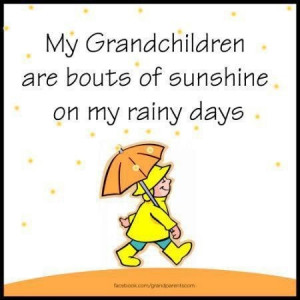 Grandchildren are Grand