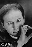 ... about his hero, magician, illusionist and escapologist Harry Houdini