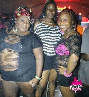 Source: http://www.ghettoredhot.com/ratchet-club-party-girls/ Like