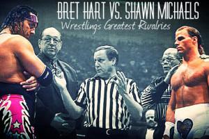 Wrestling Greatest Rivalries: Bret Hart vs. Shawn Michaels, Part 2