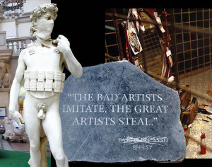 The Bad Artists…