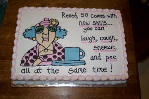 Maxine & New Skills