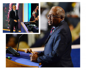Jim Clyburn Quotes Romans 13 and Clicks Off Obama's Victories