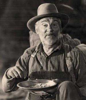 Walter Huston treasure hunt
