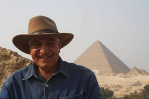 Zahi Hawass said Egyptian antiquities have not been safe During the