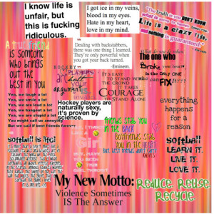 Some Good Quotes - Polyvore